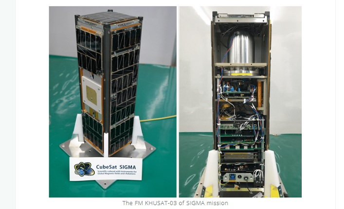 PSLV to launch 6 CubeSats from South Korean universities in December