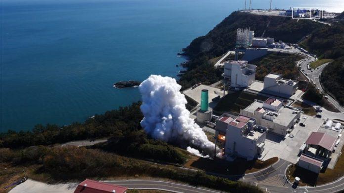 South Korea To Complete Rocket Engine Tests For KSLV-II