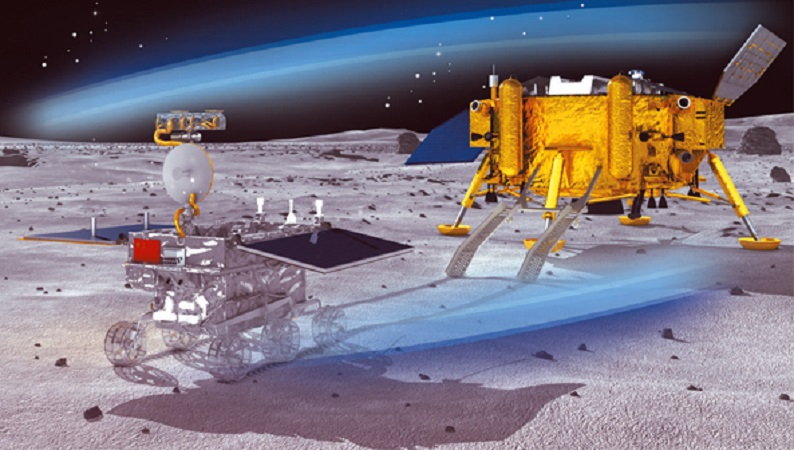 China unveils Chang'e-4 rover to explore Moon's far side — China Focus
