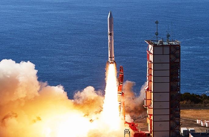 JAXA launches its first startup-built satellite RAPIS-1 & 6
